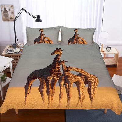 Buy Giraffe Bedding Sets At Affordable Price From 3 Usd Best Prices Fast And Free Shipping Joom