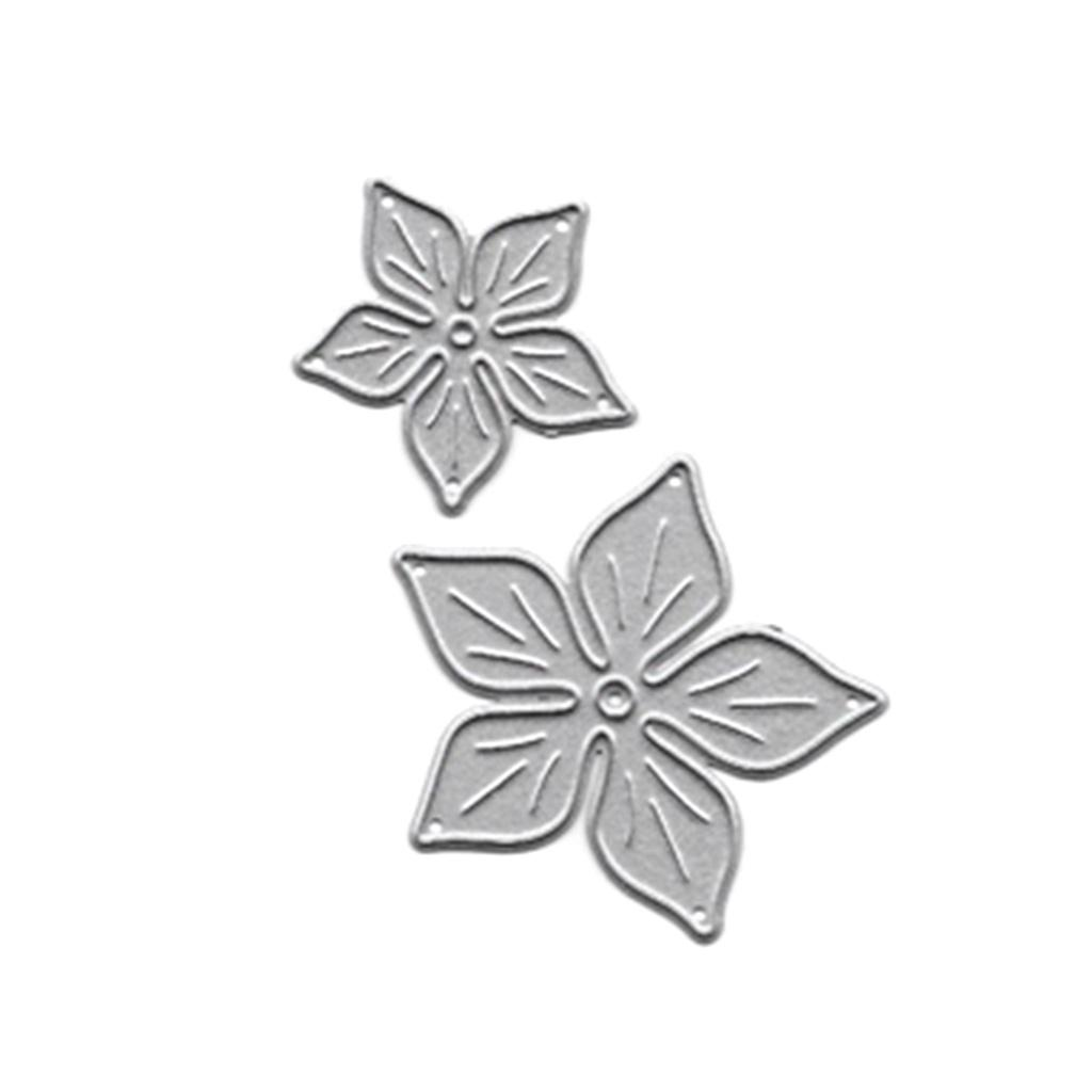 Small Saplings Metal Cutting Dies Stencil For Scrapbooking DIY Album Card Decor/&