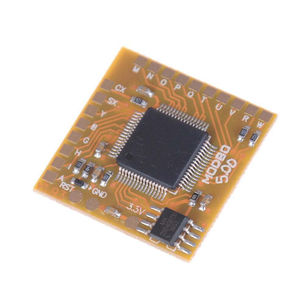 Chip modbo 5 0 v1 93 chip PS2 hard disk boot nic