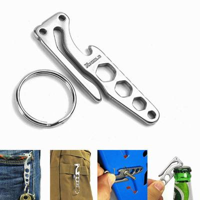 Portable Multifunction Hiking Camping Stainless Steel Multi