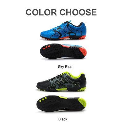 Zapatos de fútbol adolescentes Deportes Fútbol botas TF Turf suelas  zapatillas futbol tacos a3919c038935f