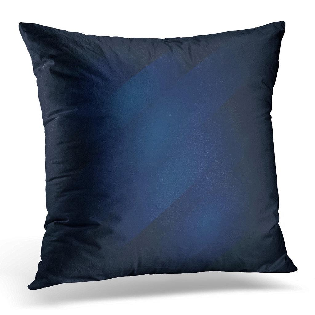 Black Elegant Abstract Blue Silver Metal Pillows Case 16x16inch 40x40cm Home Decor Sofa Cushion Cover Buy From 16 On Joom E Commerce Platform