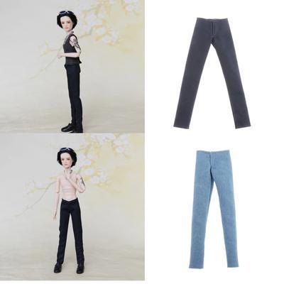 6 Gris Zip Up Hoodie Jeans Vêtements Set Chaussures Pour 12 /'/' Phicen 1