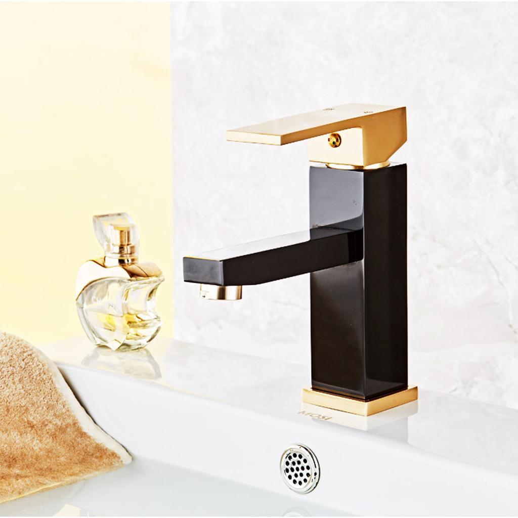 Fregadero Cuenca Baño EUB accesorios de montaje Golden pop-up drenaje con desbordamiento