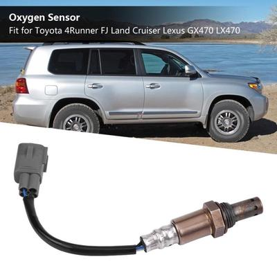 2PCS Upstream+Downstream O2 Oxygen Sensor for Lexus GX470 Toyota 4Runner Sequoia