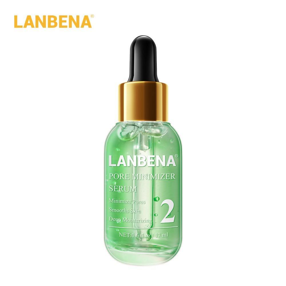 Lanbena New Face Mask Pore Treatment Serum Anti Acne Facial
