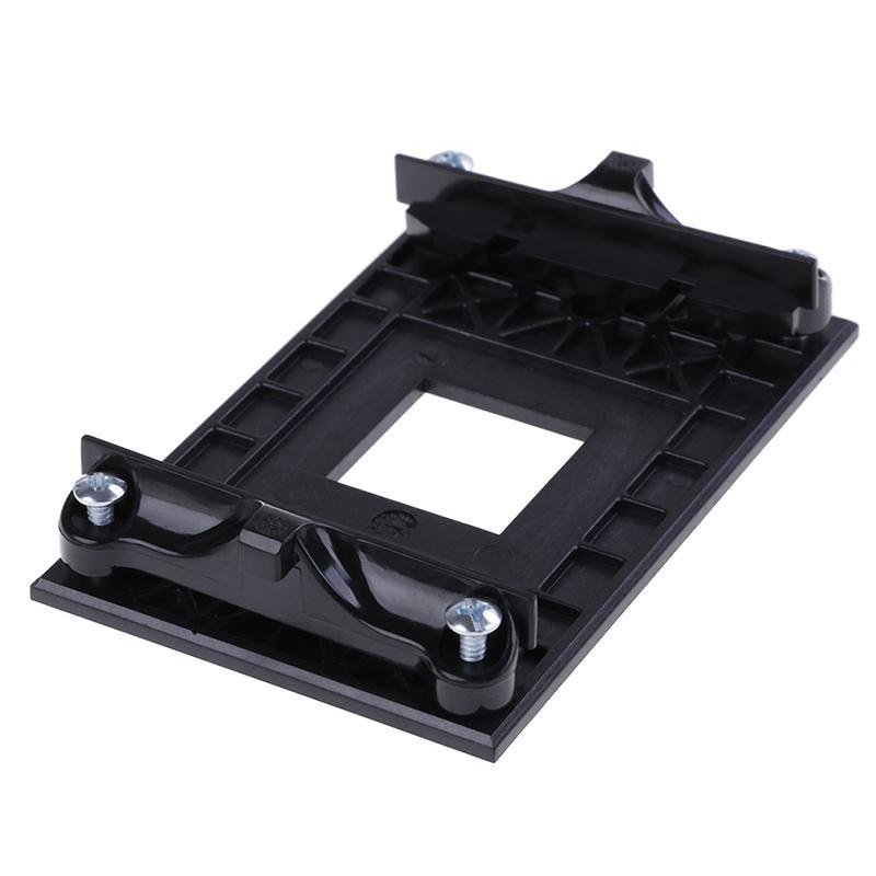 1pcs AMD AM4 black mainboard socket cpu retention mount  heatsink holder ES