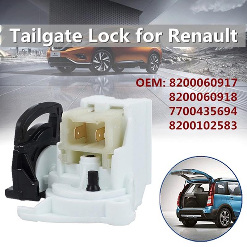 Renault Megane Scenic 1999-2003 Boot Tailgate Central Locking Mechanism Catch