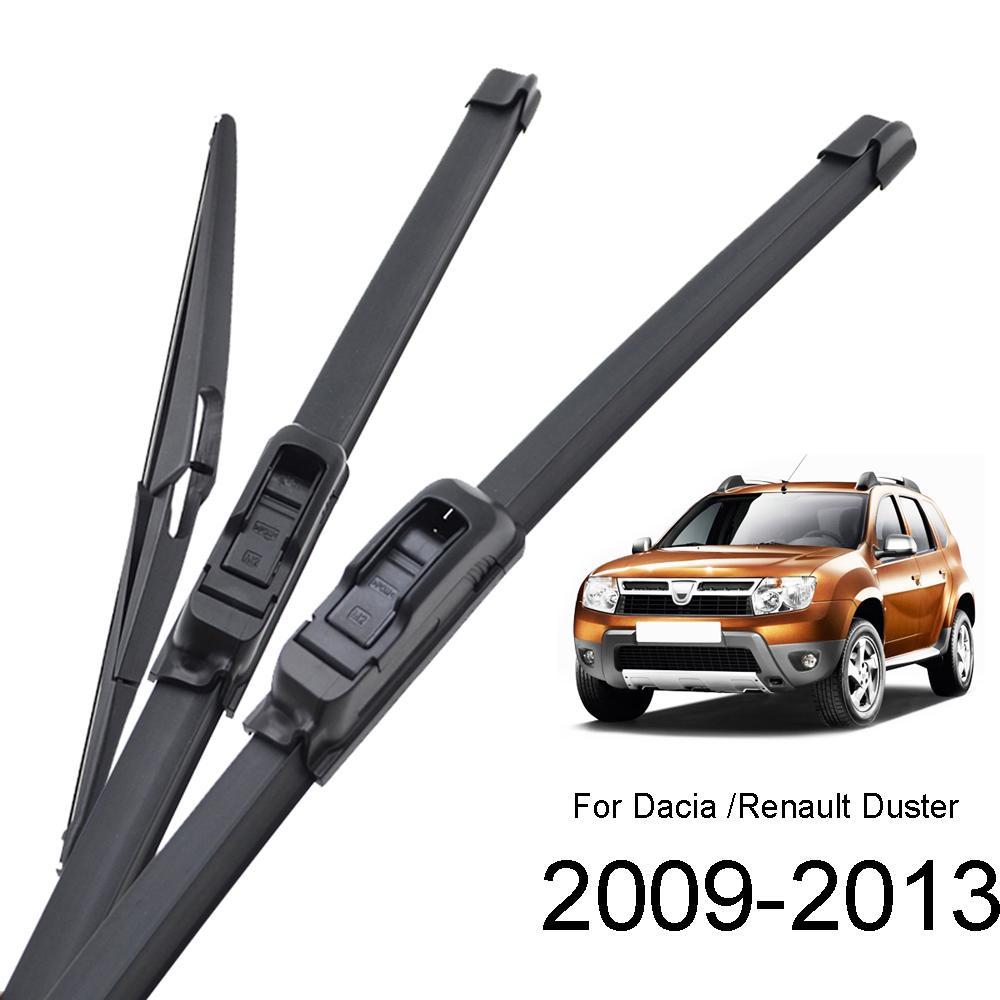 Rear Windscreen Wiper Blade Arm Set Fit For Renault Grand Scenic II Modus