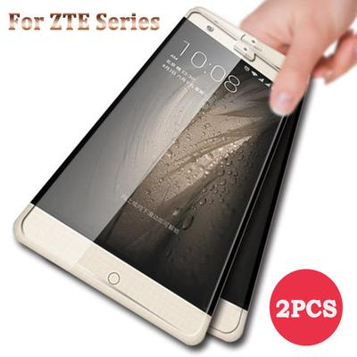 2Pcs Tempered Glass For ZTE Blade A610 PLUS X3 A510 Nubia N1 BA 610 V7 Screen