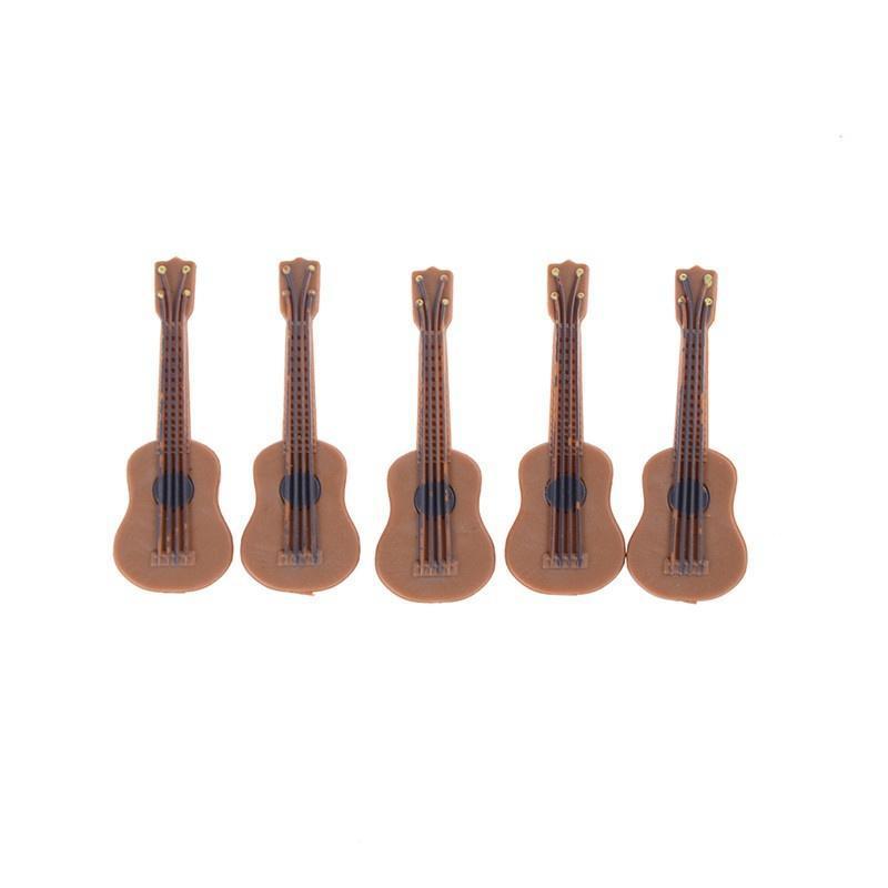 1:12//1:24 Dollhouse Miniature Music Instrument Classical Guitar Home Decor haUS!