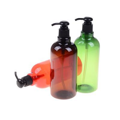 600ML Nachf/üllbare Leere Reiseflaschen Seifenspender Kosmetik Container f/ür Shampoo Duschgel Leere Flasche
