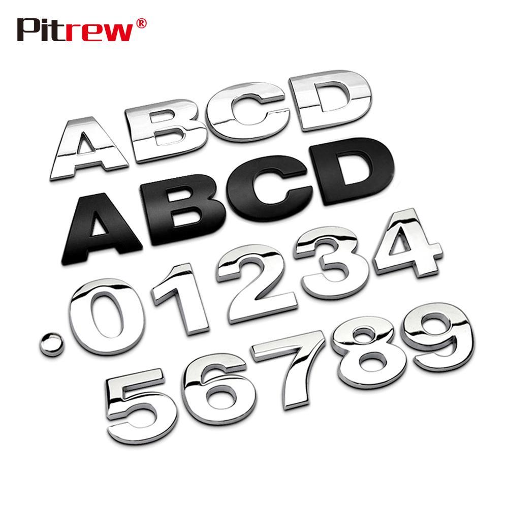 "4PCs Chromed Blue Fuel Tank Pad+8/"" Black 3D Suzuki Logo+Letter Emblem Sticker"