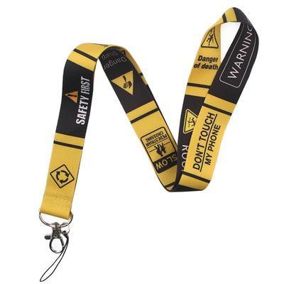 Neck Strap Lanyards for Keys Id Card Gym Mobile Phone Straps USB Badge Holder DIY Phone Hang Rope Lanyard,Gray