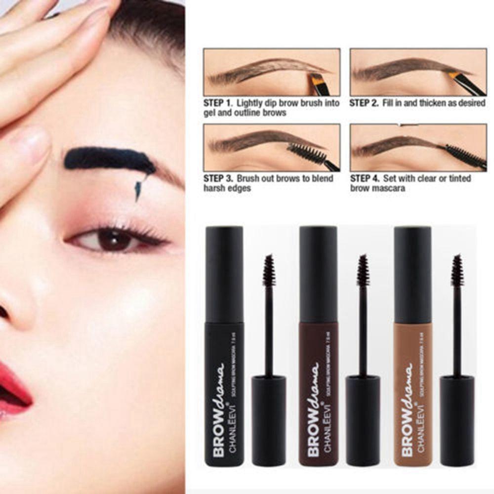 Lasting Makeup Beauty Eye Cosmetic Eyebrow Gel Natural Paint Dye