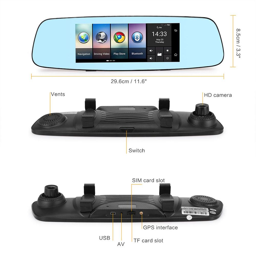 Dash camera smart 7