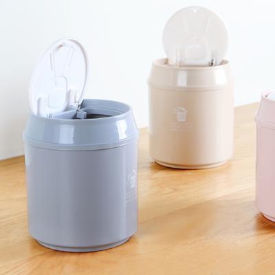 Modny Mini Kosz Na śmieci Stół Biurowy Kosz Na śmieci W łazience Kosz Na śmieci Do łazienki W Kuchni