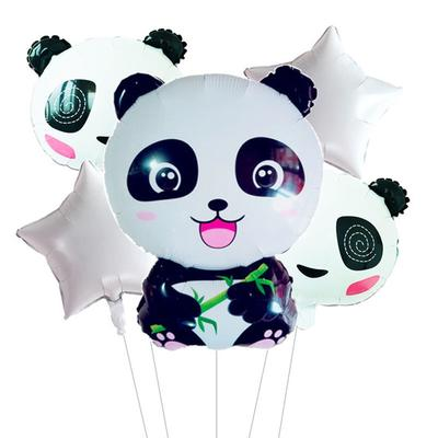1pc large pig head aluminum balloon inflatable birthday party balloons kid SE