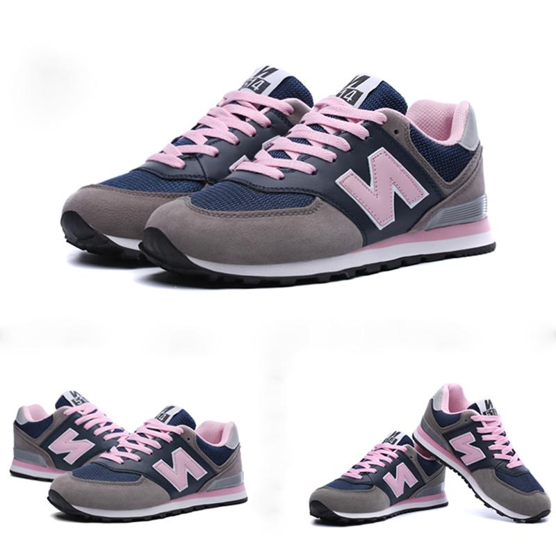 New Fashion Men's Shoes Female Lace Up Damping Gym Shoes