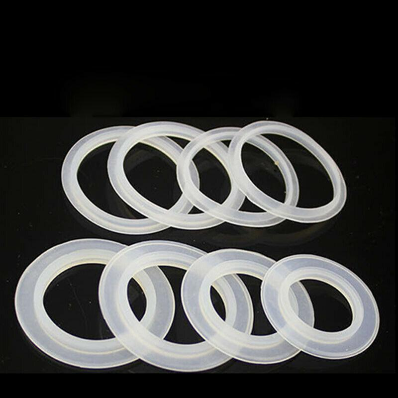 Details about  /10X Silicone Ring Gasket For Home Sink Pop Up Plug Cap Sealing Washer Spacer Kit