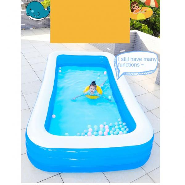 Buy Portable Outdoor Family Inflatable Swimming Pool Bathing Poolfor Child Balconies Terraces Kid Water Play Home Beach Game At Affordable Prices Price 75 Usd Free Shipping Real Reviews With Photos Joom