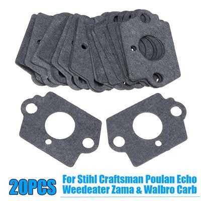 Carburettor Membrane Walbro Chain Saw New Repair Set Fits Husqvarna 254xp