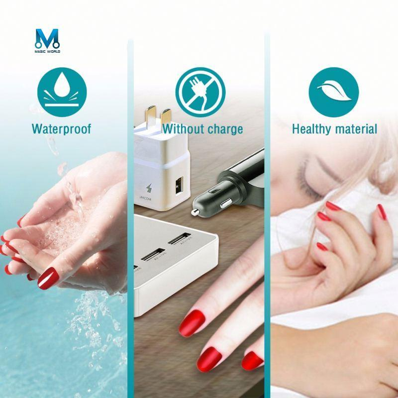Nail Stickers Copy Simulate IC Card Key NFC Smart Manicure For Smart ...