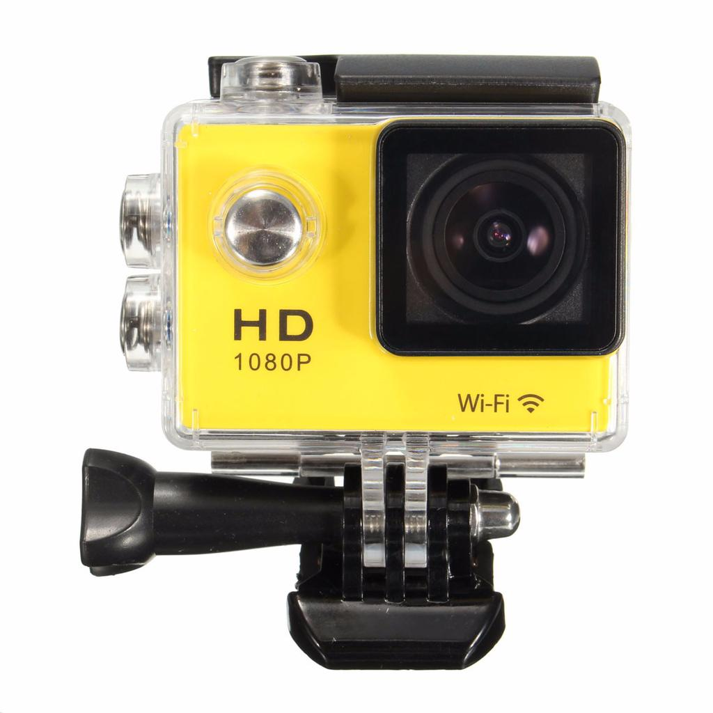 Action Sports Camera Waterproof Hd 4k 1080p Camcorder Dv Car Cam Sportcam Ultra 16 Mp Wifi 2 Of 8