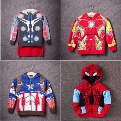 Venom Spider-Man Hoodies Kids Girls Boys Tops Jumpers Sweatshirt Age 4-13 Years