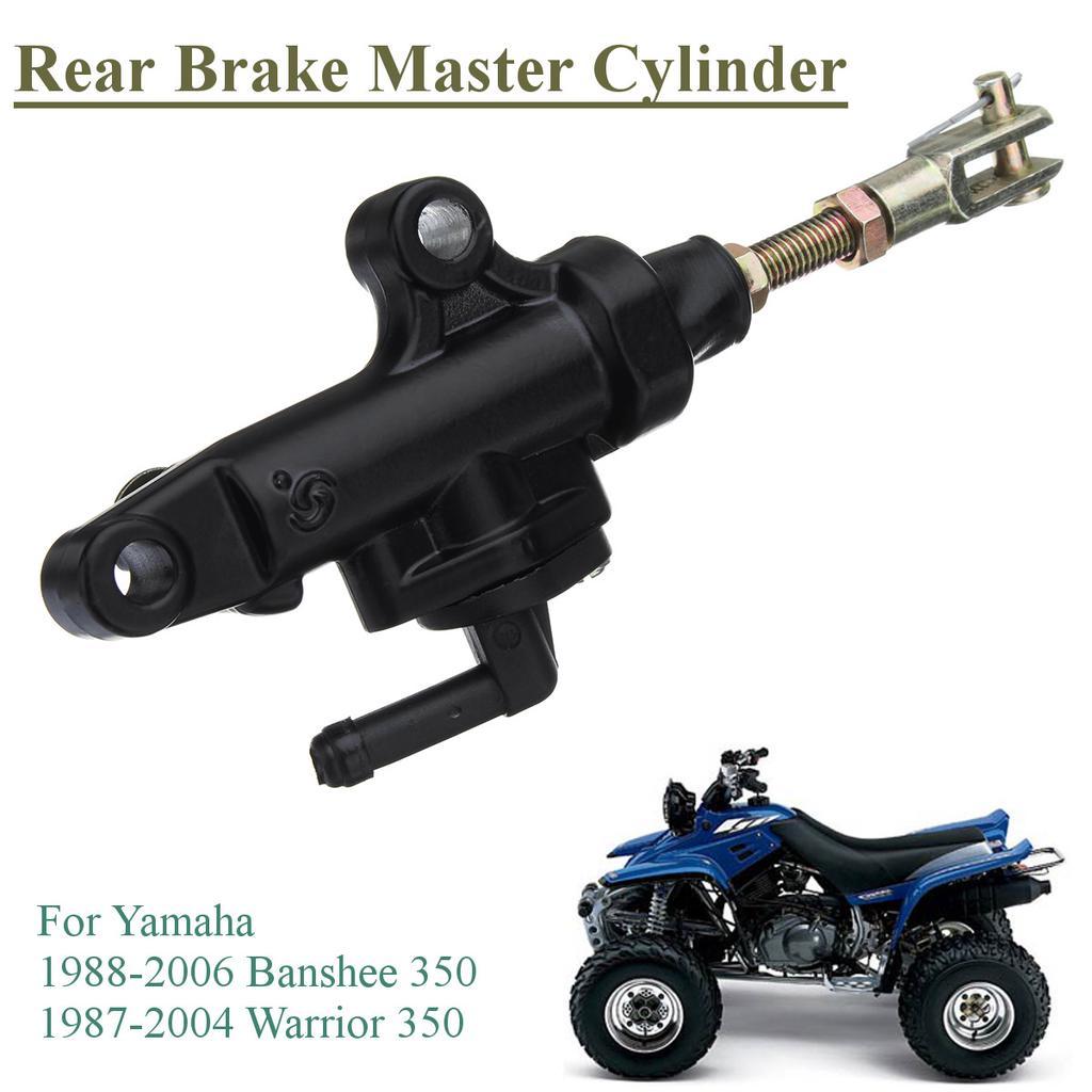 Rear Brake Master Cylinder For 1987-2004 Yamaha Warrior 350 YFM350