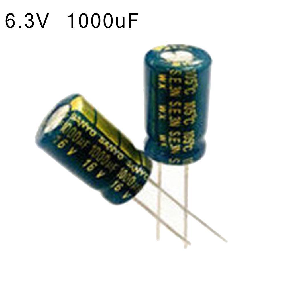 50Pcs Electrolytic Capacitor 4700Uf 35V Radial ix