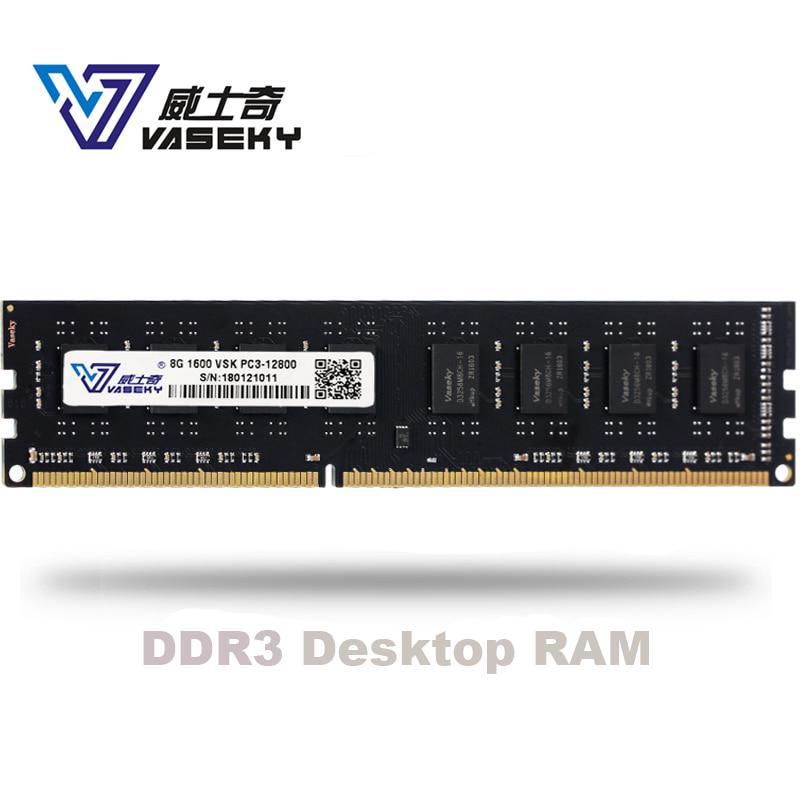 Васки 2 ГБ 4 ГБ 8 ГБ 8 ГБ памяти памяти Памяти Меморандум о модуле Компьютер pc3 12800 10600 DDR3 1333Mhz 1600Mhz настольная оперативная память – купить по низким ценам в интернет-магазине Joom