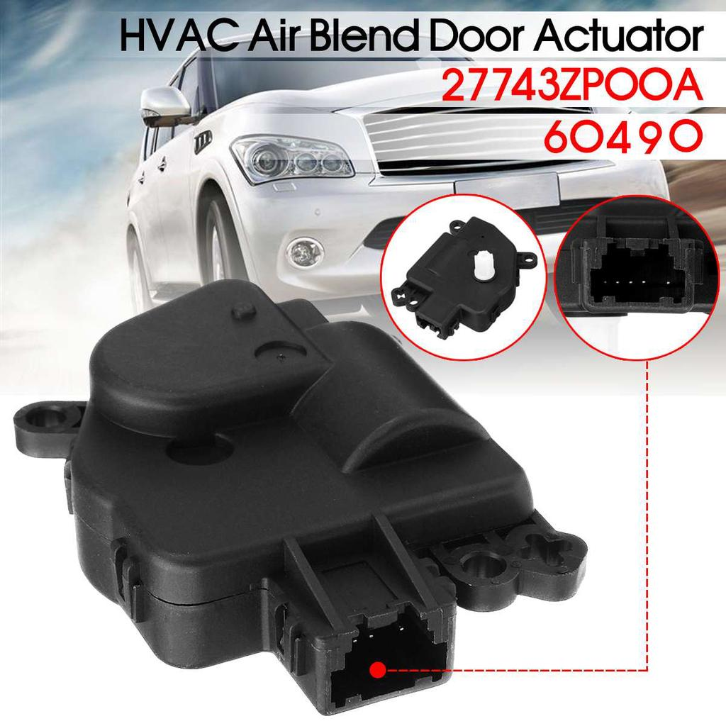2011 Nissan Armada Heater Control Valve