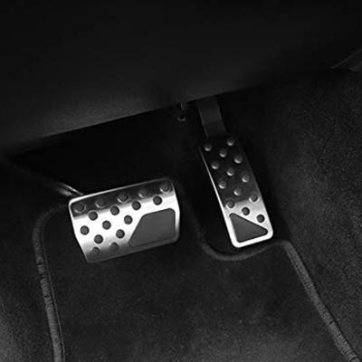 Car Non-slip Brake Gas Pedal For 2011-2019 Jeep Grand Cherokee WK2 Dodge Durango