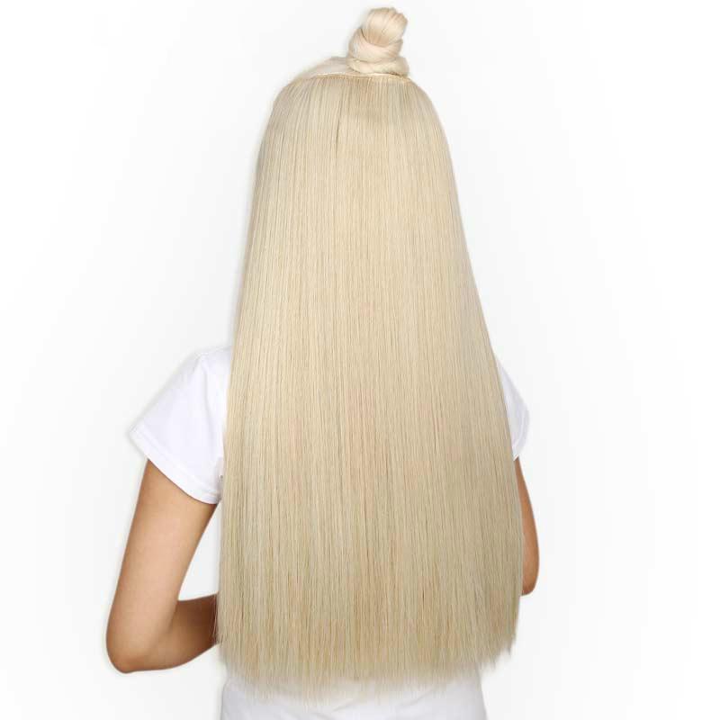 Клипы для наращивания волос фото