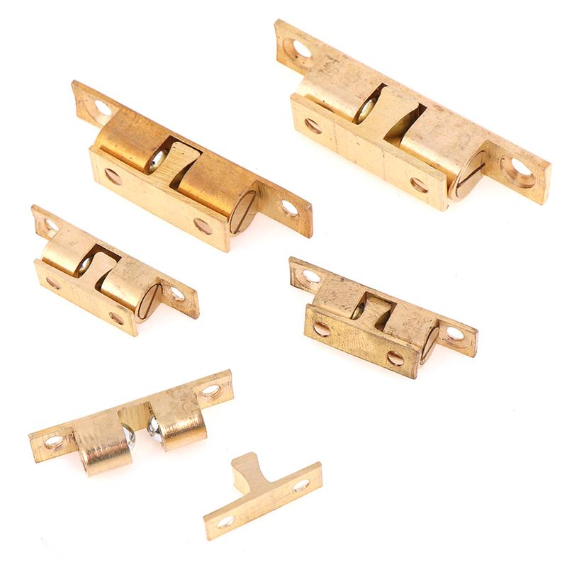 Door lock door touch latch cabinets interlock switch chassis cabinet spring ball