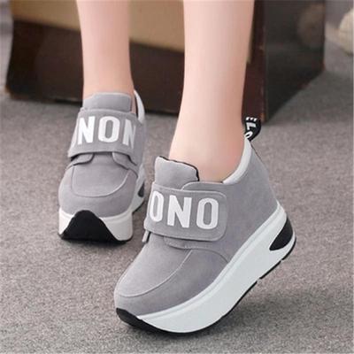 Women Shoes Fashion Platform Thick Sole