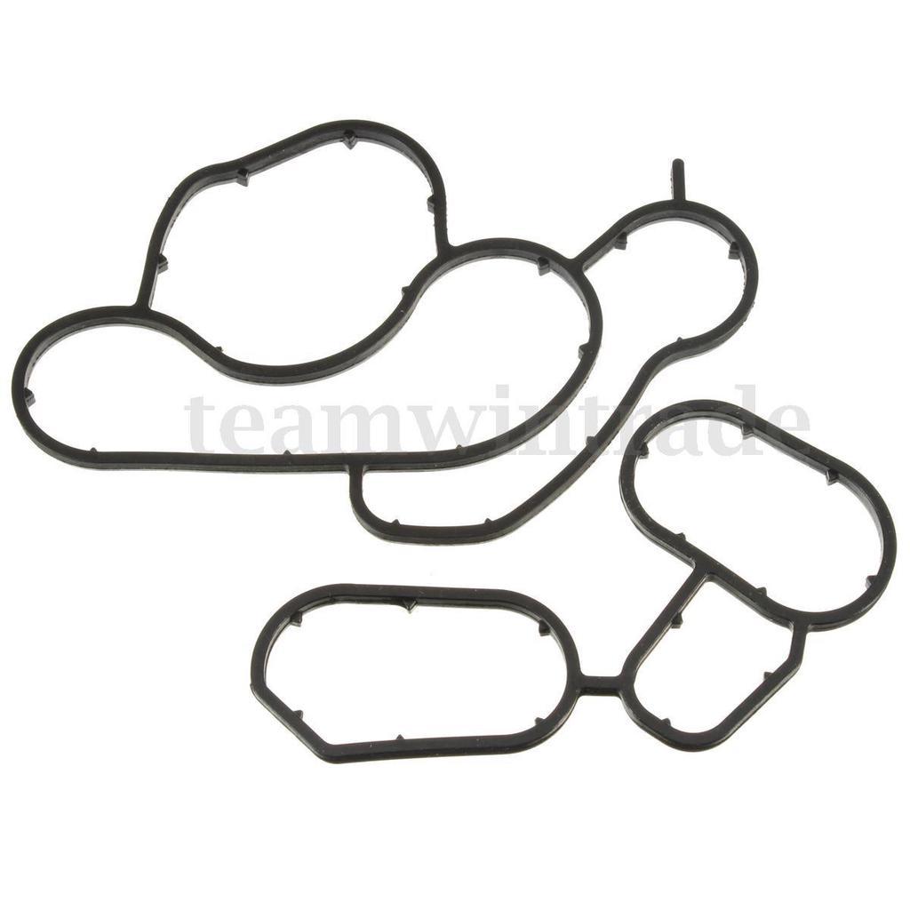 Oil Filter Housing Set Seal Gasket Rubber For Bmw E90 E46 E60 20i 1 Of 9