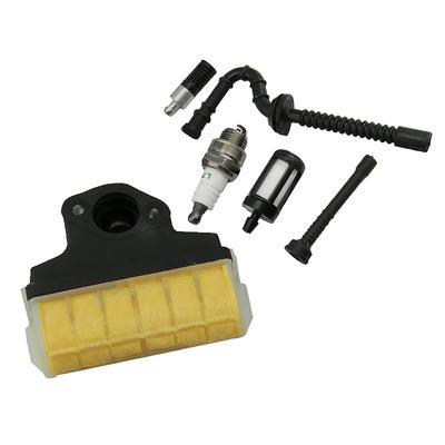 Air Oil Fuel Filter Hose Line Spark Plug for STIHL 021 023 025 MS210 MS230 MS250