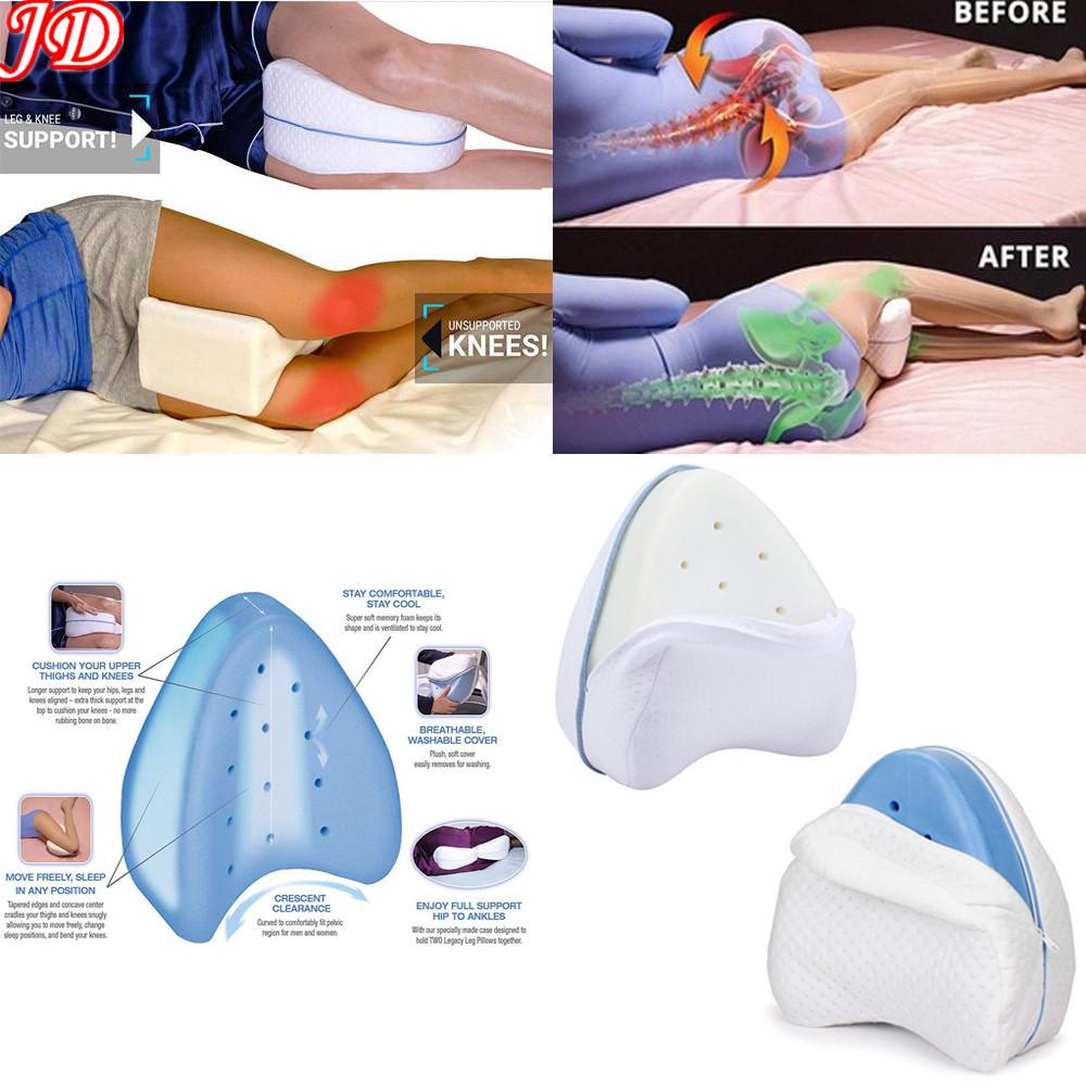 Leg Pillow Legacy Leg Pillow Back Hip Legs Knee Thighs Calf Ankle Support Wedge