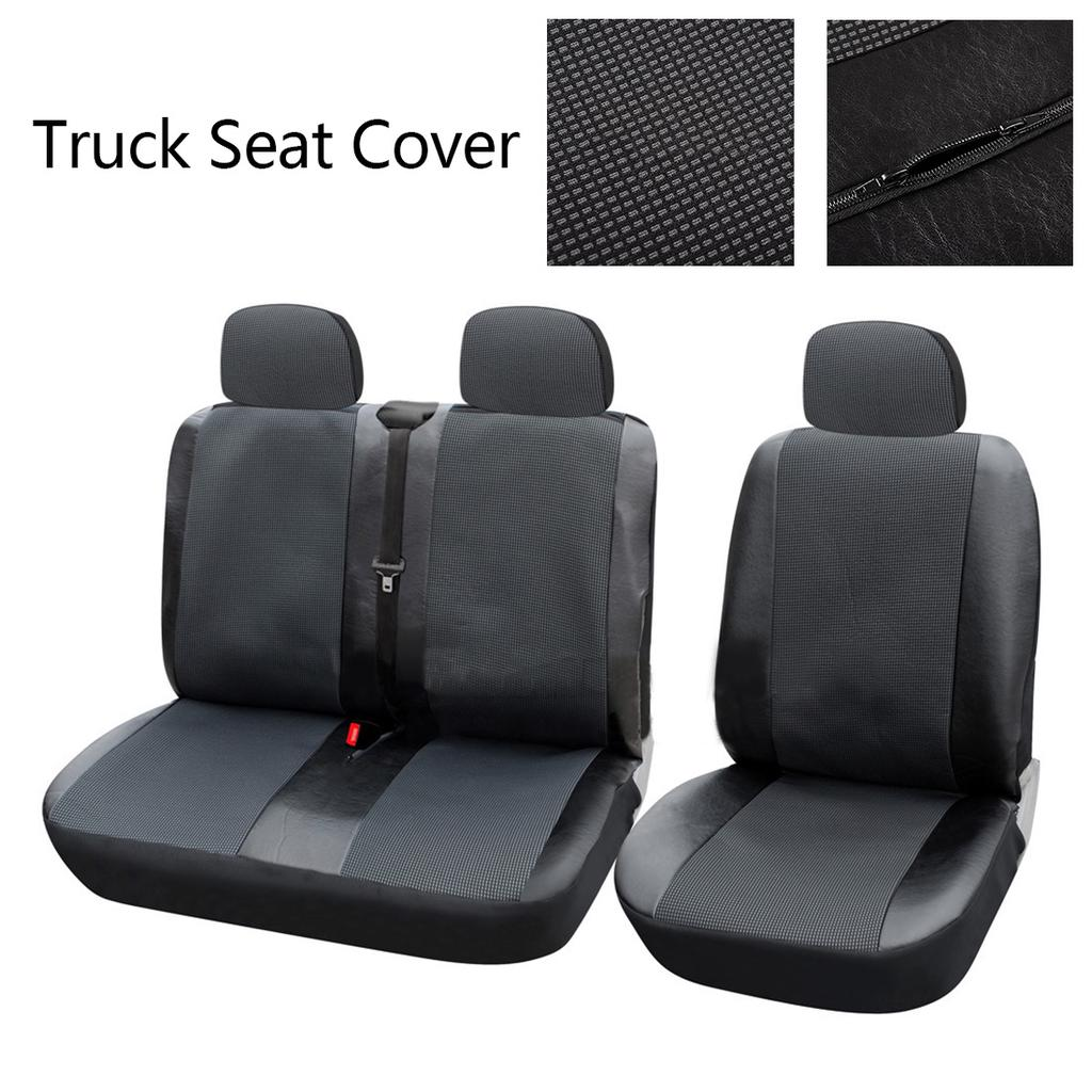 GREY MERCEDES-BENZ VITO Van Seat Covers Protectors 2+1 100/% WATERPROOF NEW