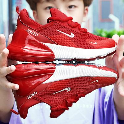 Boy's Shoes, Children's Net Shoes, Spring Style Coconut Shoes, Breathable Mesh, Middle-aged Children's Summer Sports Shoes