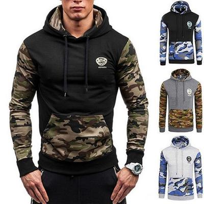 Men's Clothing Brand 2018 Hoodie Winter Thickening Color-blocking Hoodies Men Fashion Tracksuit Male Sweatshirt Hoody Mens Purpose Tour Hoodie A Great Variety Of Goods