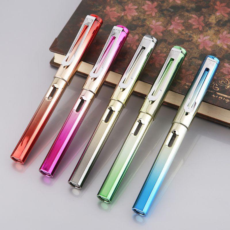 Jinhao 599-A Fashion Fountain Pen Business Student Extra Fine Nib Writing Tool
