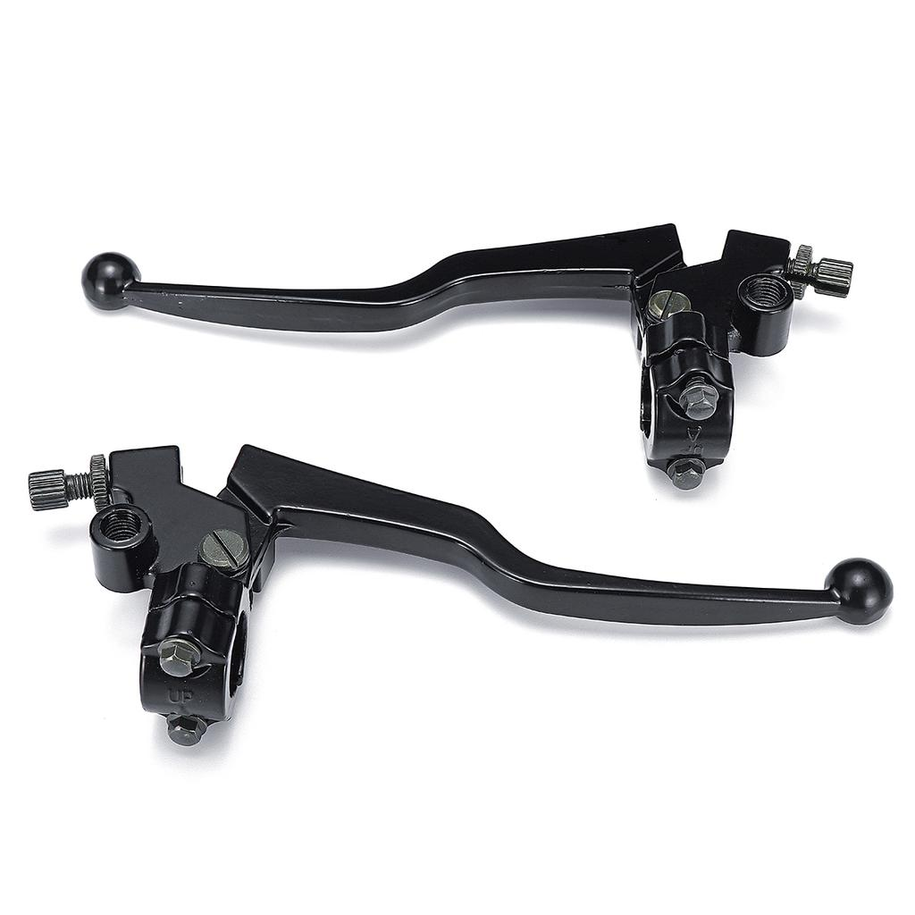 1PAIR ALUMINIUM ALLOY MOUNTAIN BICYCLE BIKE HANDLE LEFT RIGHT BRAKE LEVERS STRIC