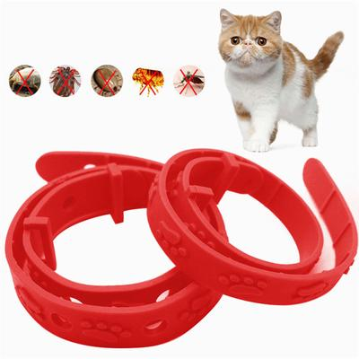 Adjustable Cat With Effective Removal Of Flea Mite Lice Insecticide Mosquito Quadruple Effect