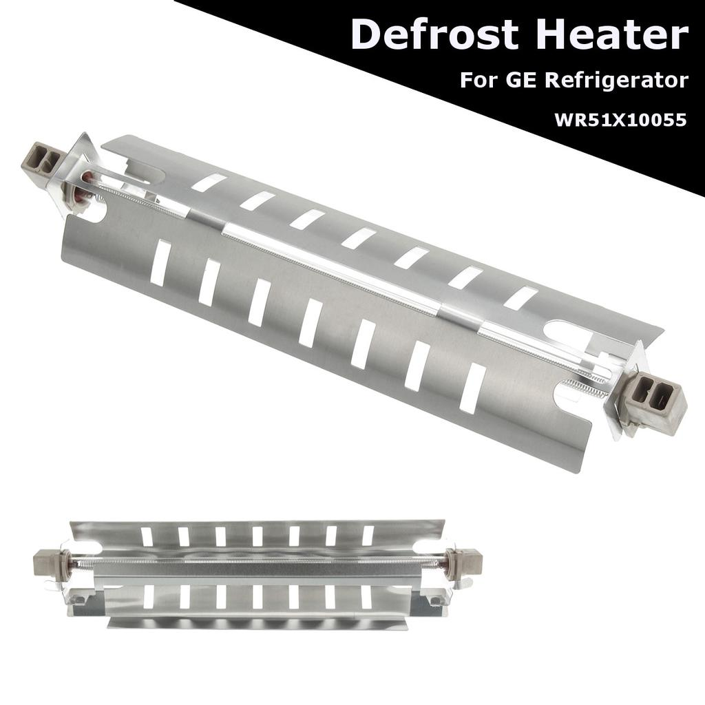 Hotpoint Appliance Pros WR51X10055 Refrigerator Defrost Heater and Assembly 725 Watts 12 Inch for GE