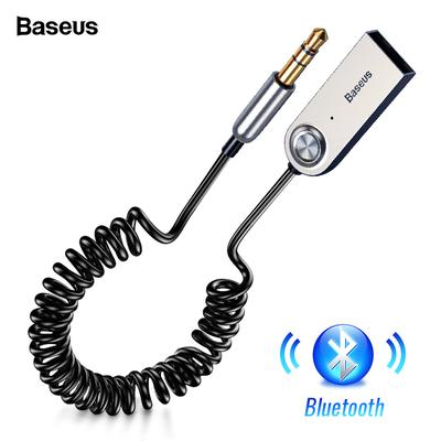 Bluetooth Wireless Stereo Audio Music Receiver//Transmitter Adapter Dongle 3.5mm