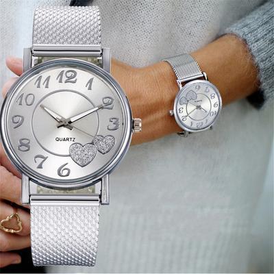 XS Fashion Ladies Wild Lady Creative Gift Mesh Belt Watch