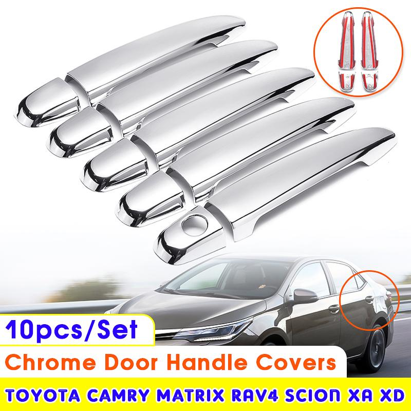 Replacement Outer Front Left Or Right Door Handle For RAV4 Camry Yaris Prius